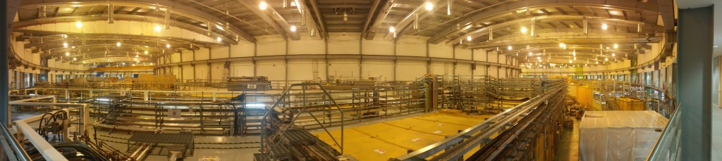 Greetings from Diamond synchrotron