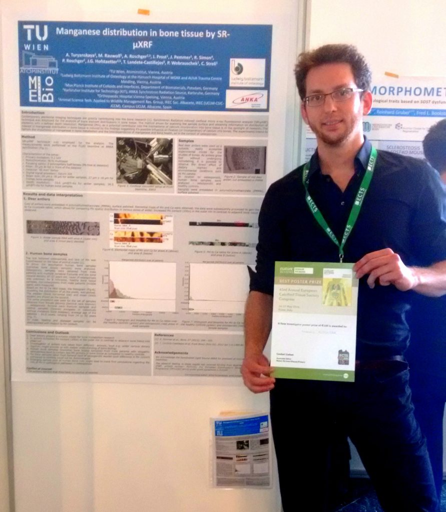 ECTS young investigator prize