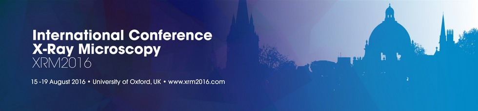 X-ray Microscopy Conference 2016 in Oxford